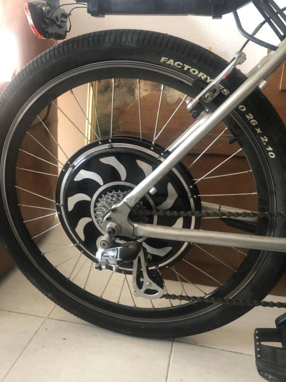 Vendo bicicleta eléctrica  99b56d10