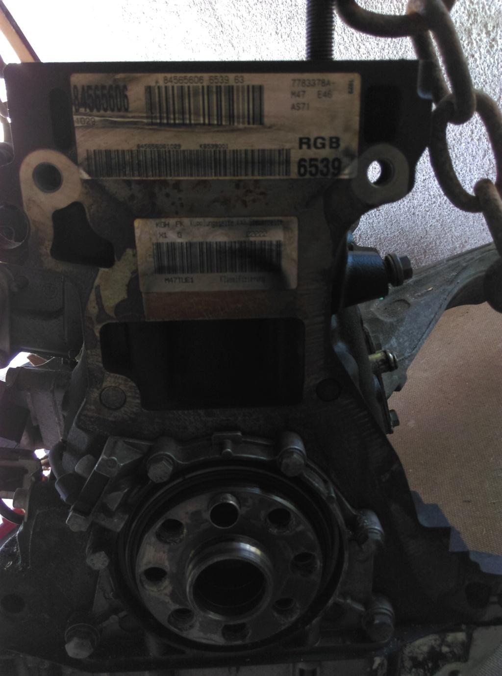 [ BMW E46 320d M47N an 2004 ] mode dégradé suite changement moteur. - Page 2 Imag0210