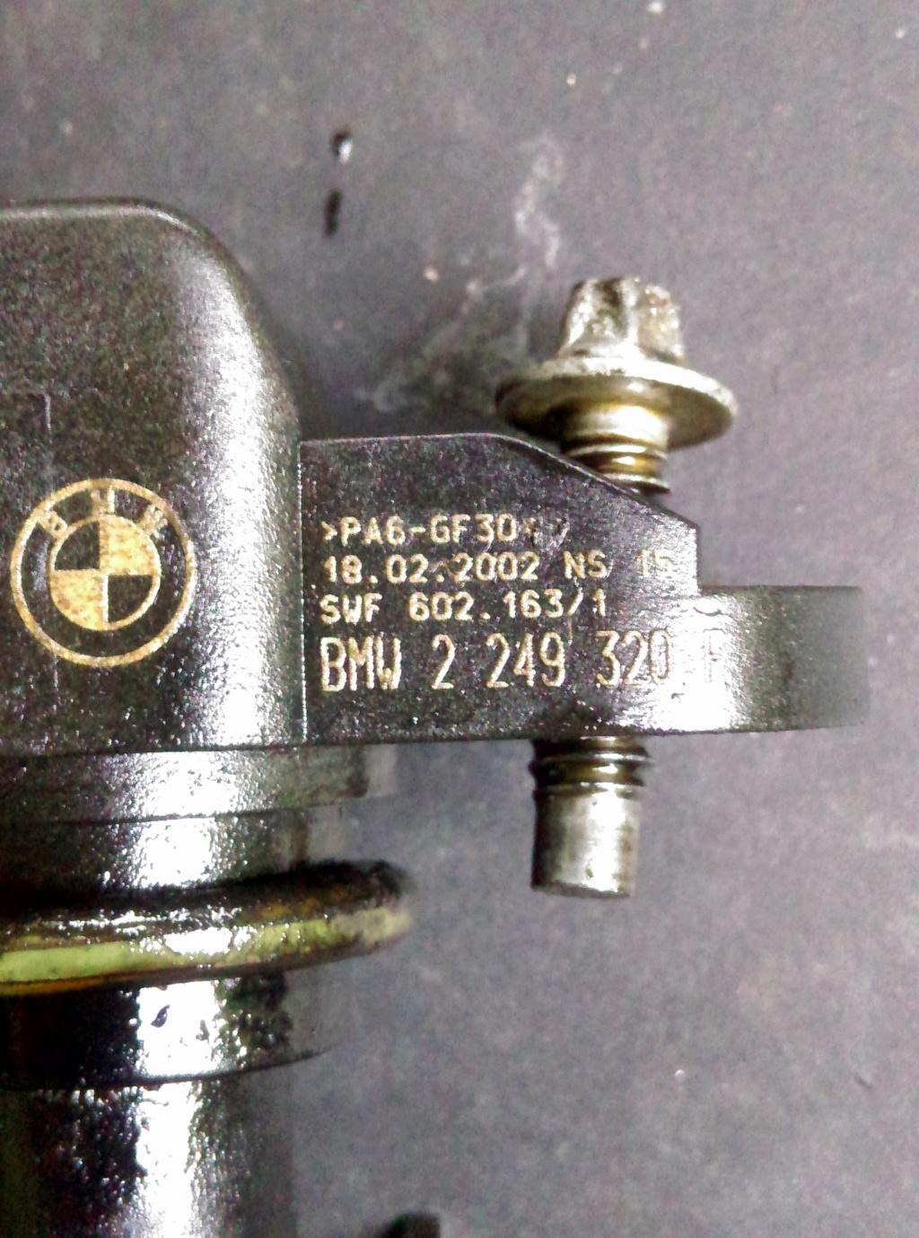 [ BMW E46 320d M47N an 2004 ] mode dégradé suite changement moteur. - Page 2 Imag0412