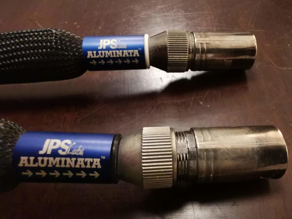 JPS Aluminata reference interconnect XLR 1M Img_2016