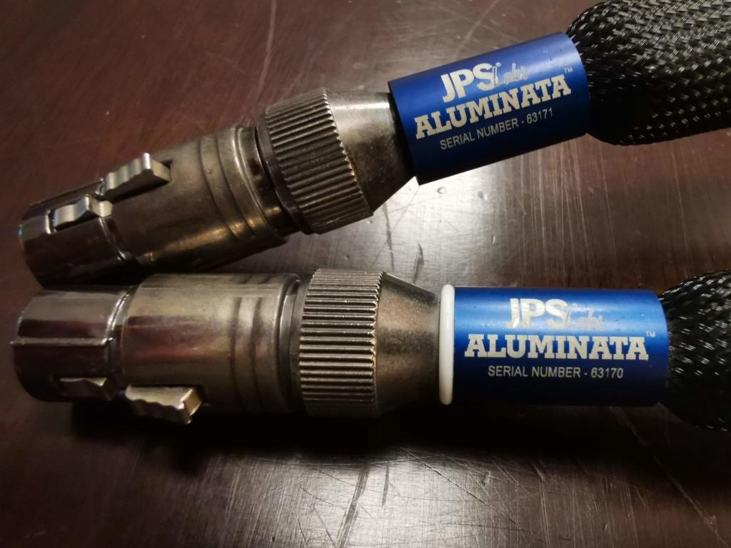JPS Aluminata reference interconnect XLR 1M Img_2017