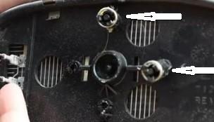 Rétroviseur extérieur droit et contrôle technique Rzotro12