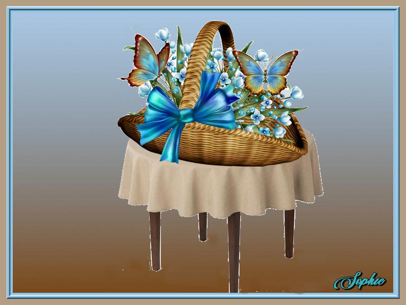 Défi du 25 Octobre / Panier & Papillons Sans_t11