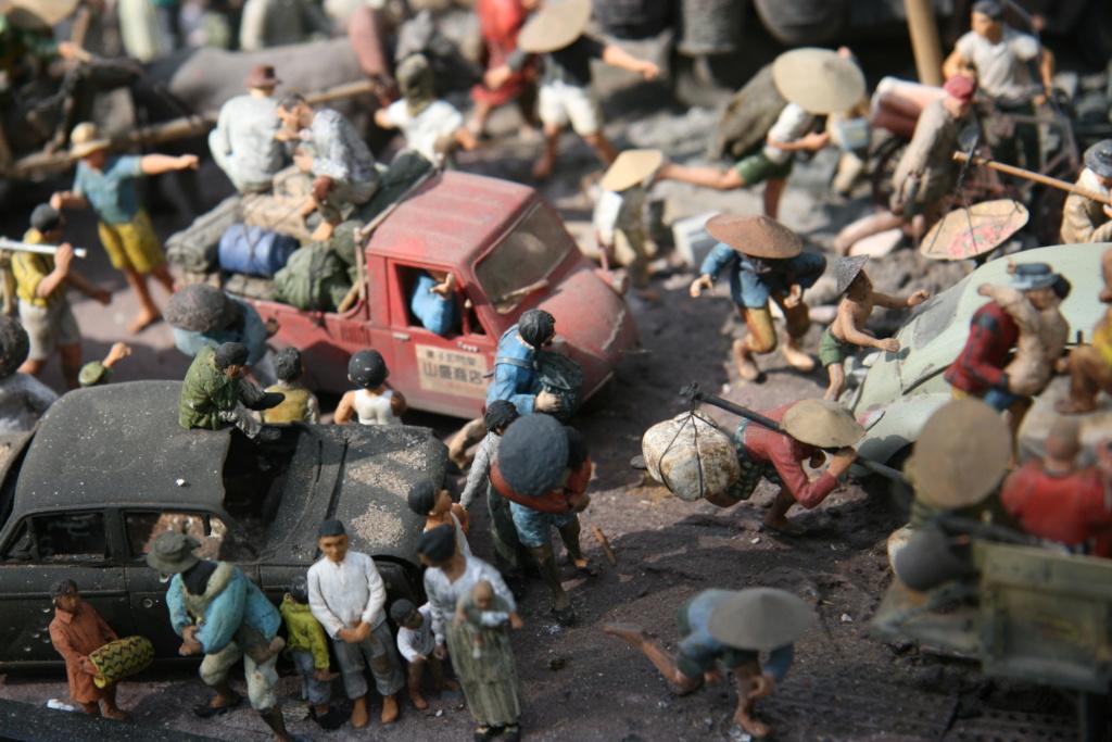 Flüchtlingsstrom in Vietnam 1972 Img_5411