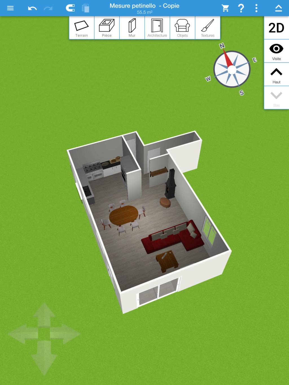 Agencement cuisine/salle à manger/salon 18f8ea10
