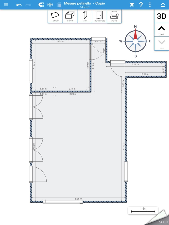 Agencement cuisine/salle à manger/salon 323ed410