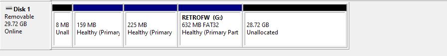 [Tuto]Installer RetroFW sur votre RS97 210