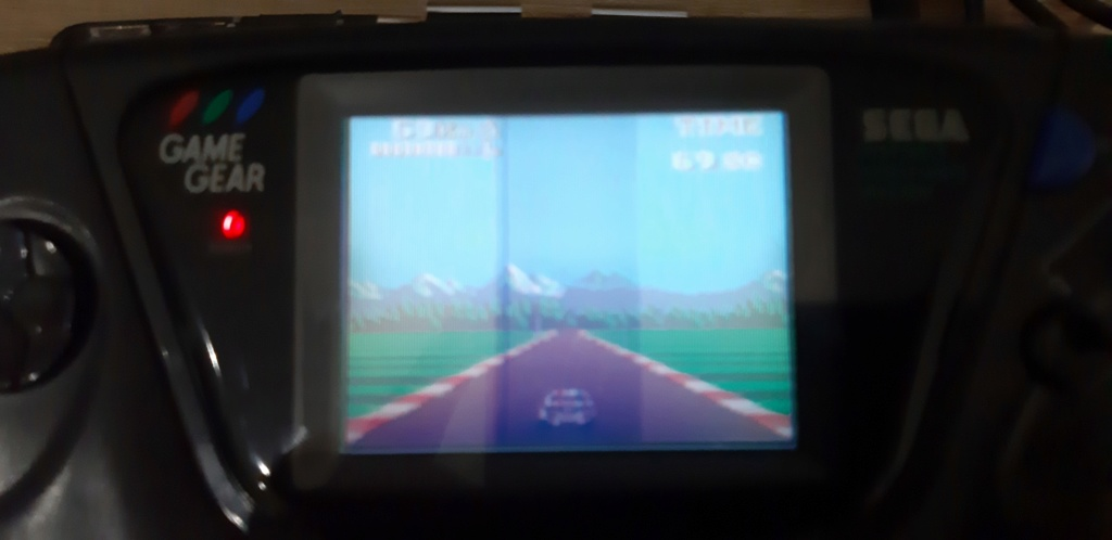 Game gear lignes verticales  20191235