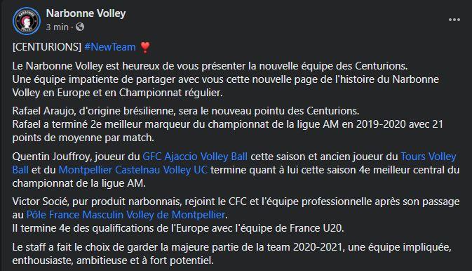 [Ligue A] Transferts 2021-2022 - Page 37 Captur23