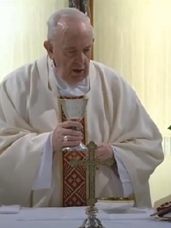 Messe quotidienne avec le pape François tous les jours en direct - Page 2 Aaaaaa26