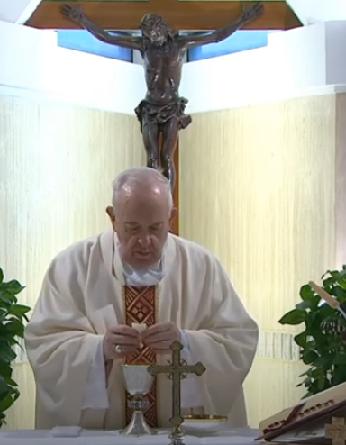 Messe quotidienne avec le pape François tous les jours en direct - Page 2 Aaaaaa27