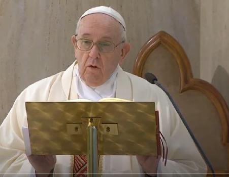 Messe quotidienne avec le pape François tous les jours en direct - Page 2 Aaaaaa29