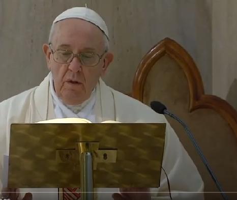 Messe quotidienne avec le pape François tous les jours en direct - Page 2 Aaaaaa42