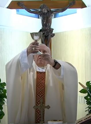 Messe quotidienne avec le pape François tous les jours en direct - Page 2 Aaaaaa46
