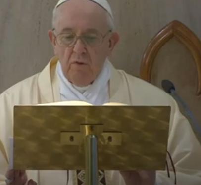Messe quotidienne avec le pape François tous les jours en direct - Page 2 Aaaaaa52