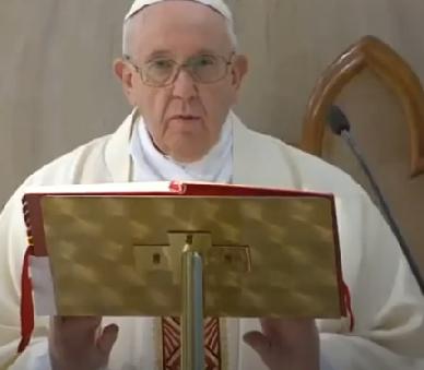 Messe quotidienne avec le pape François tous les jours en direct - Page 2 Aaaaaa56