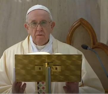 Messe quotidienne avec le pape François tous les jours en direct - Page 2 Aaaaaa66