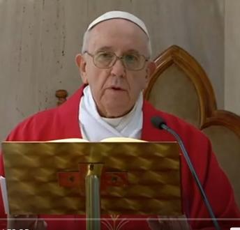 Messe quotidienne avec le pape François tous les jours en direct - Page 2 Aaaaaa73