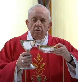 Messe quotidienne avec le pape François tous les jours en direct - Page 2 Aaaaaa77