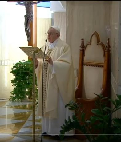Messe quotidienne avec le pape François tous les jours en direct - Page 2 Aaaaaa86