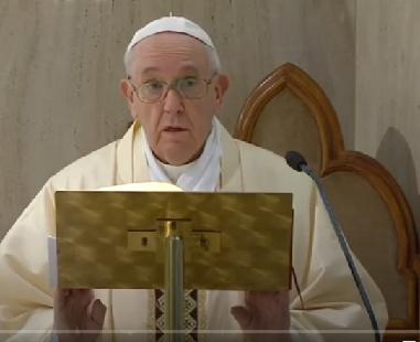 Messe quotidienne avec le pape François tous les jours en direct - Page 2 Aaaaaa89