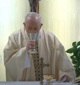 Messe quotidienne avec le pape François tous les jours en direct - Page 2 Aaaaaa91