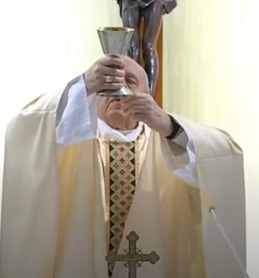 Messe quotidienne avec le pape François tous les jours en direct - Page 2 Aaaaam12