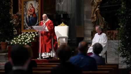 Messe quotidienne avec le pape François tous les jours en direct - Page 2 Aaaaam14