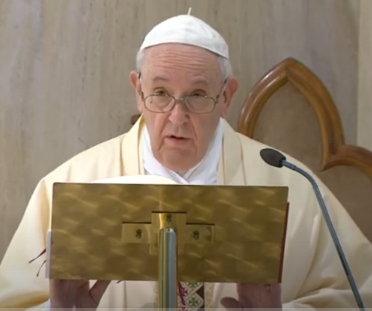 Messe quotidienne avec le pape François tous les jours en direct - Page 2 Aaaame13