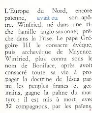 Lexique sur la PRIÈRE et lexique HISTORIQUE des SAINTS - Page 2 Saintb10
