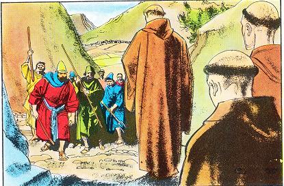 Lexique sur la PRIÈRE et lexique HISTORIQUE des SAINTS - Page 2 Saintb11