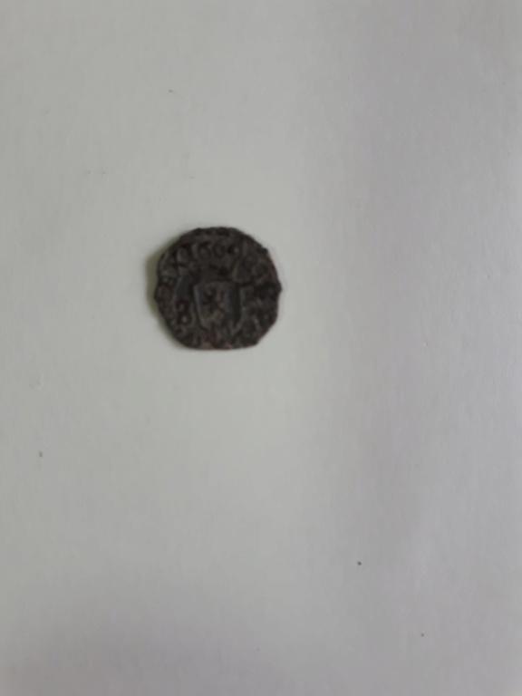 2 maravedies Felipe IV 1664 Ceca incierta 20200410