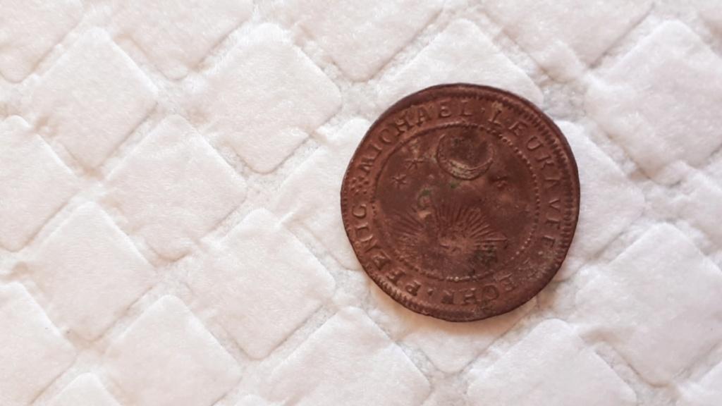 Raras monedas medievales. Creo que Alemanas Moneda14