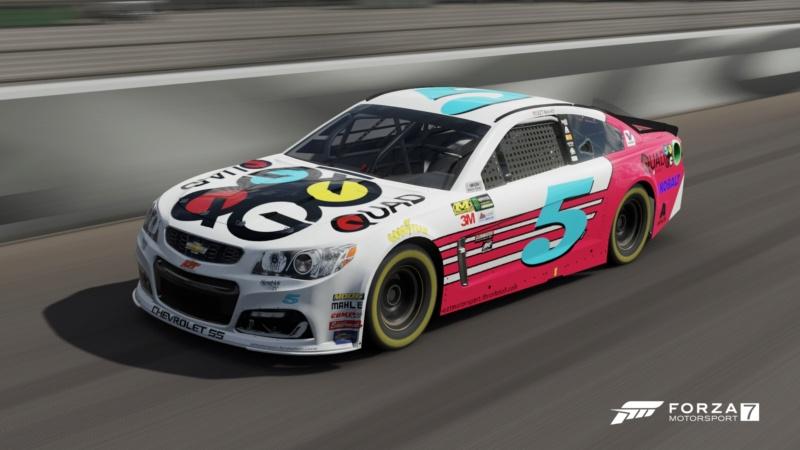 #5 Chevrolet