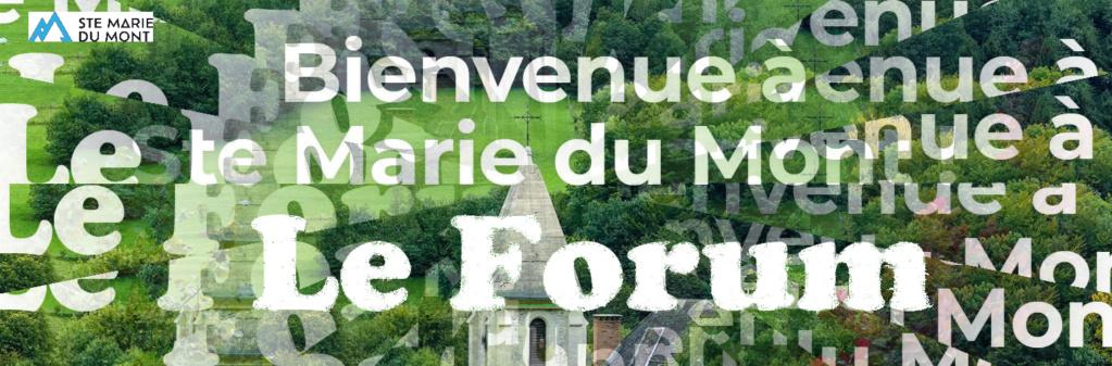 Forum Marimontois