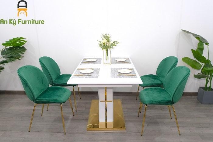 Những lí do bạn nên mua bộ bàn ăn 4 ghế Bo-ban10