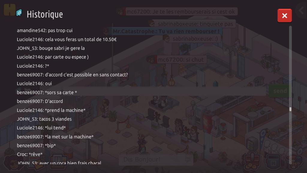 [C.H.U] Rapports d'actions RP de Luciole2146 B4248710