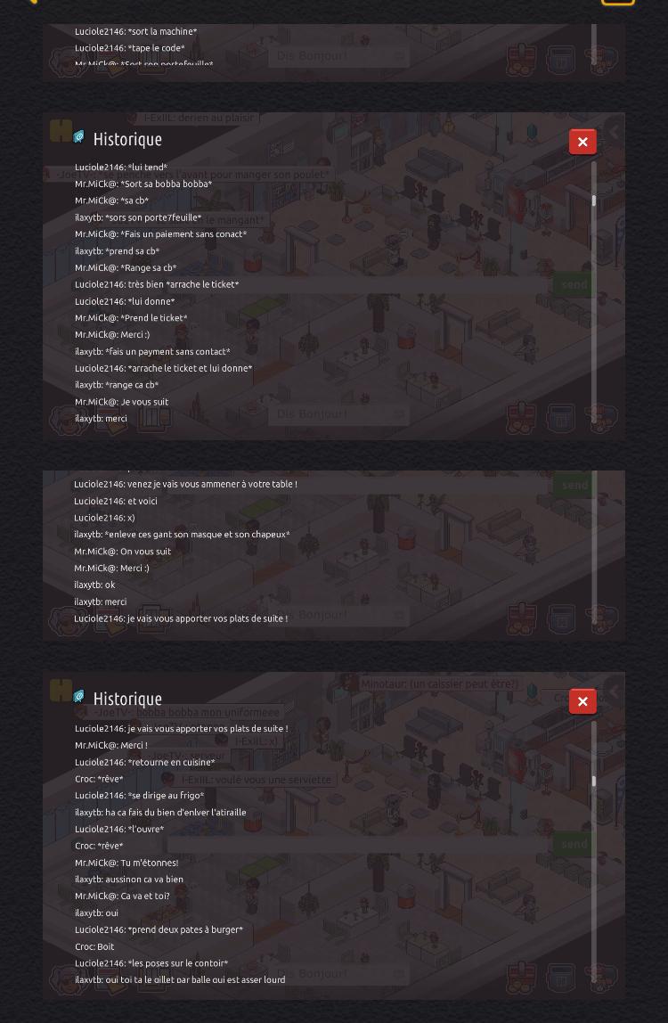 [C.H.U] Rapports d'actions RP de Luciole2146 C3225f10
