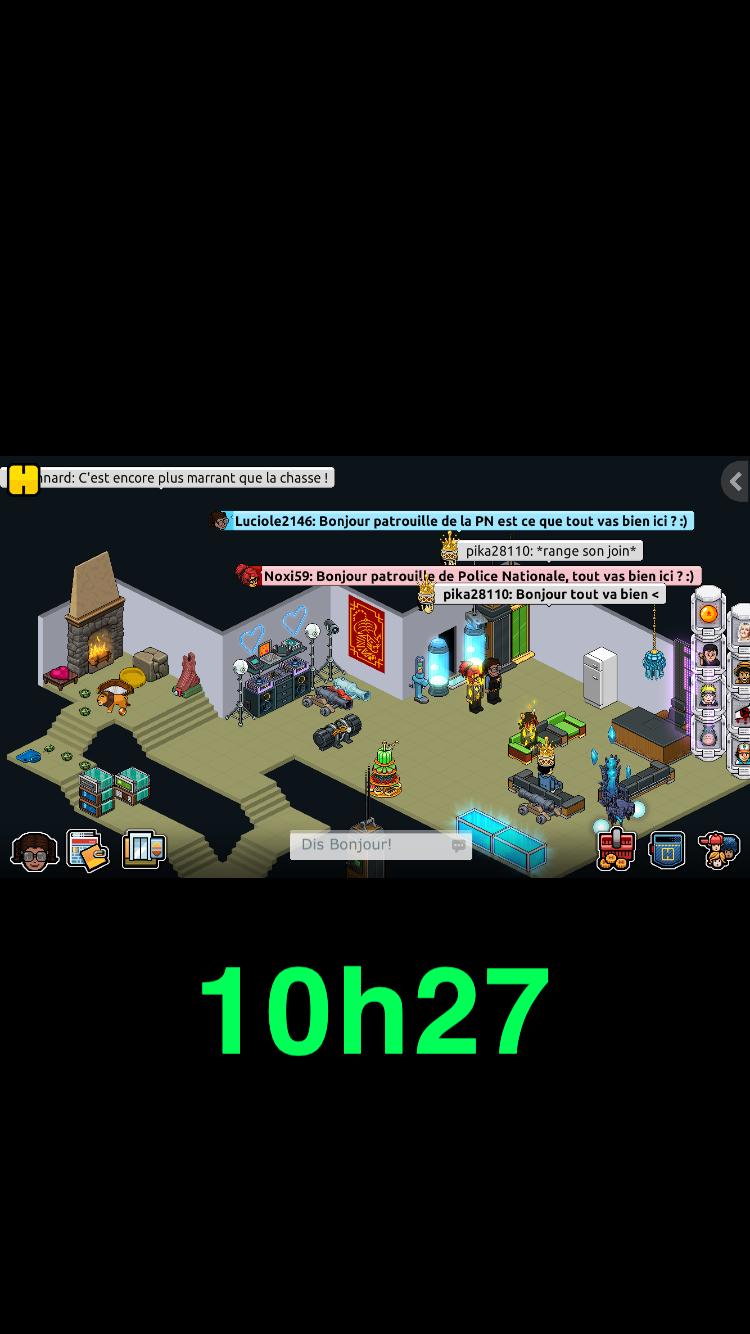 [C.M] Rapports de Patrouille de Luciole2146 D9658d10