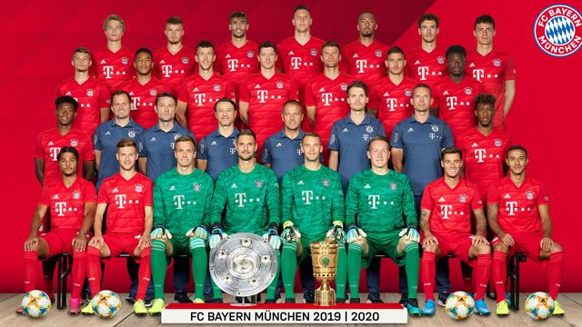 Hilo del Bayern de Munich 22210