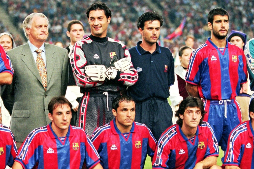 ¿Cuánto mide José Mourinho? - Altura - Real height _metho10
