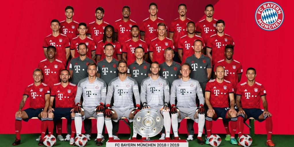 Hilo del Bayern de Munich Bayern10