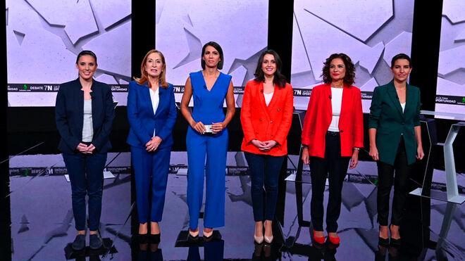 ¿Cuánto mide Inés Arrimadas? - Altura Debate10