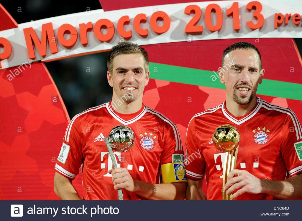 ¿Cuánto mide Franck Ribery? - Real height Marrak11