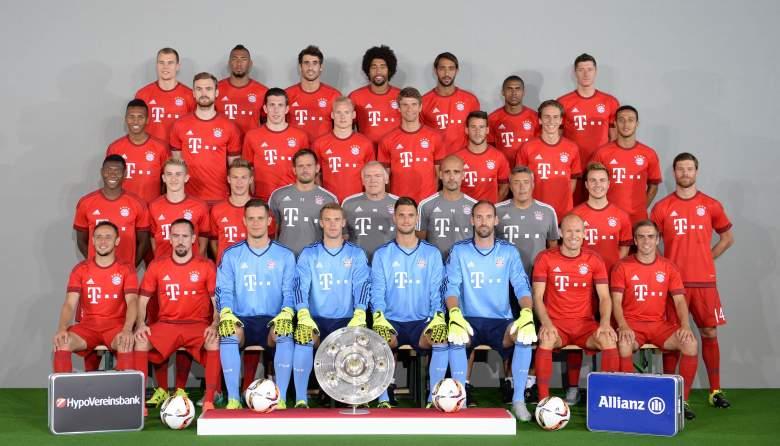 ¿Cuánto mide Mario Götze? - Altura - Real height Munich10