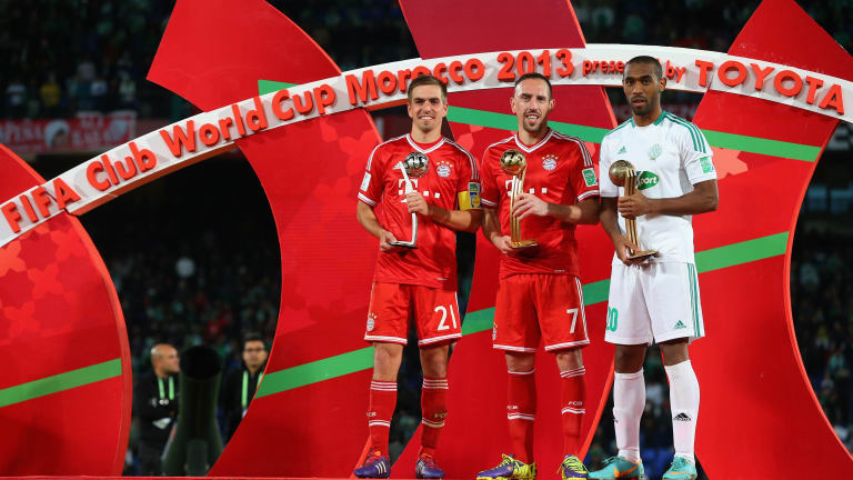 ¿Cuánto mide Franck Ribery? - Real height Oeavns10