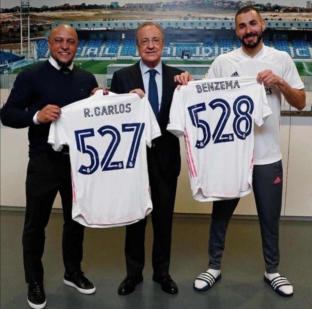 ¿Cuánto mide Roberto Carlos? (futbolista) - Altura - Real height - Página 2 Screen24