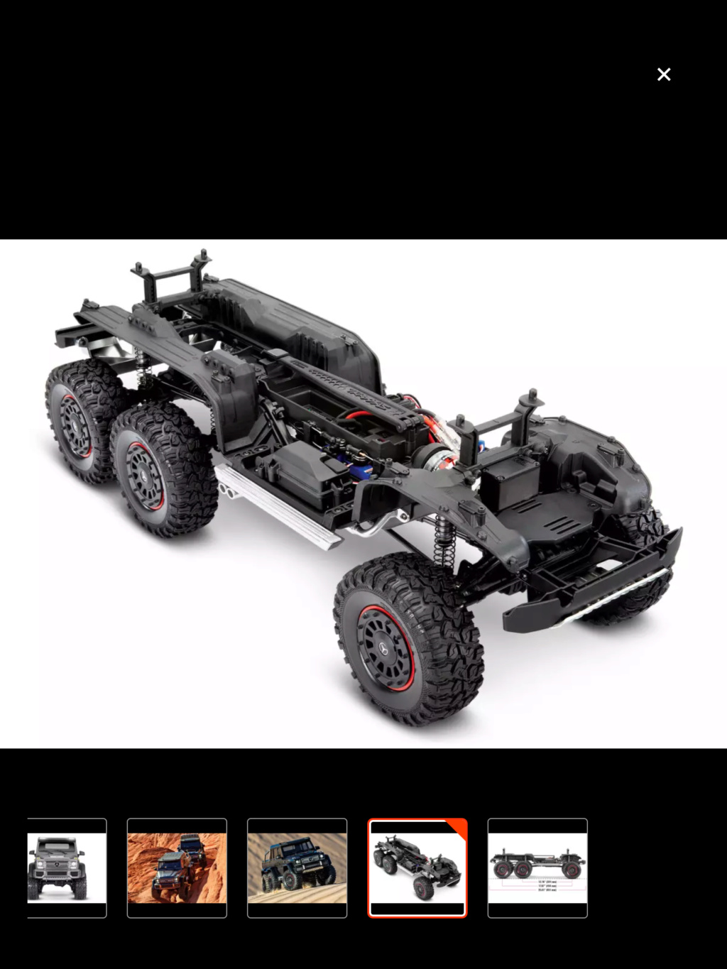 Traxxas TRX-4 Land Rover Defender D110 Scale : Oh le beau joujou ! - Page 10 04bf1710