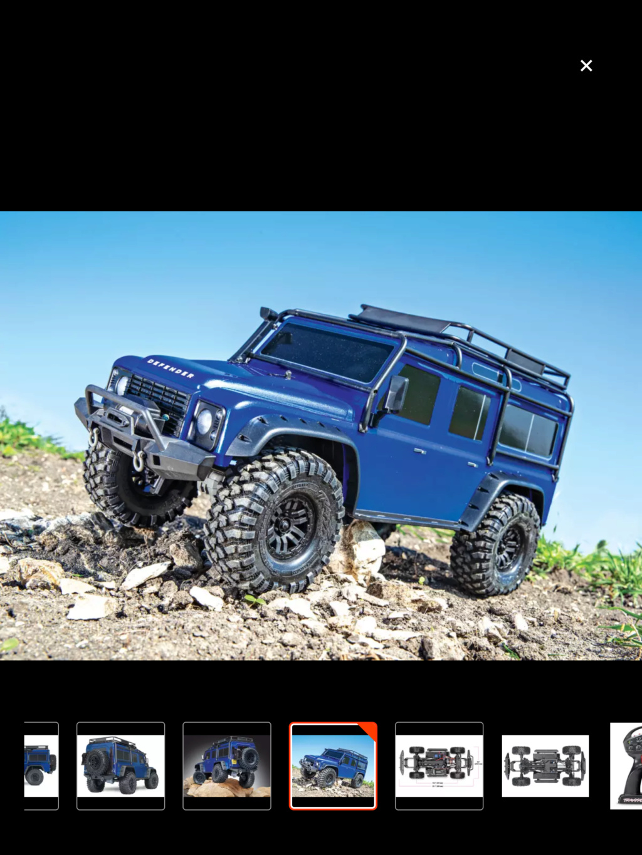 Traxxas TRX-4 Land Rover Defender D110 Scale : Oh le beau joujou ! - Page 10 27dc6110
