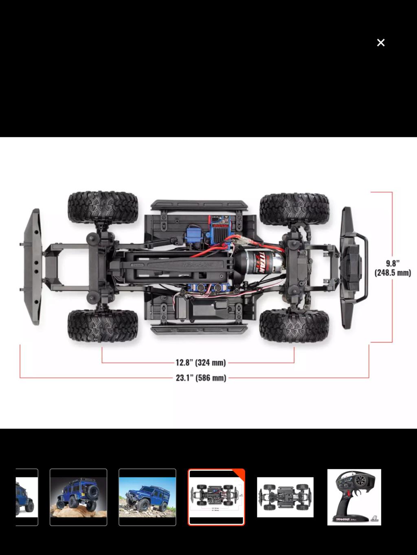 Traxxas TRX-4 Land Rover Defender D110 Scale : Oh le beau joujou ! - Page 10 3fbb1310